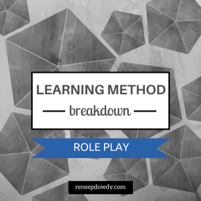 Breaking Down the Method: What Makes Behind Closed Doors and Role Playing Effective?