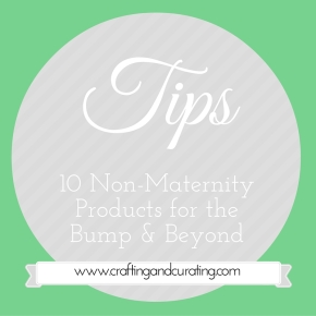 The Maternity Machine: Products for the Bump & Beyond